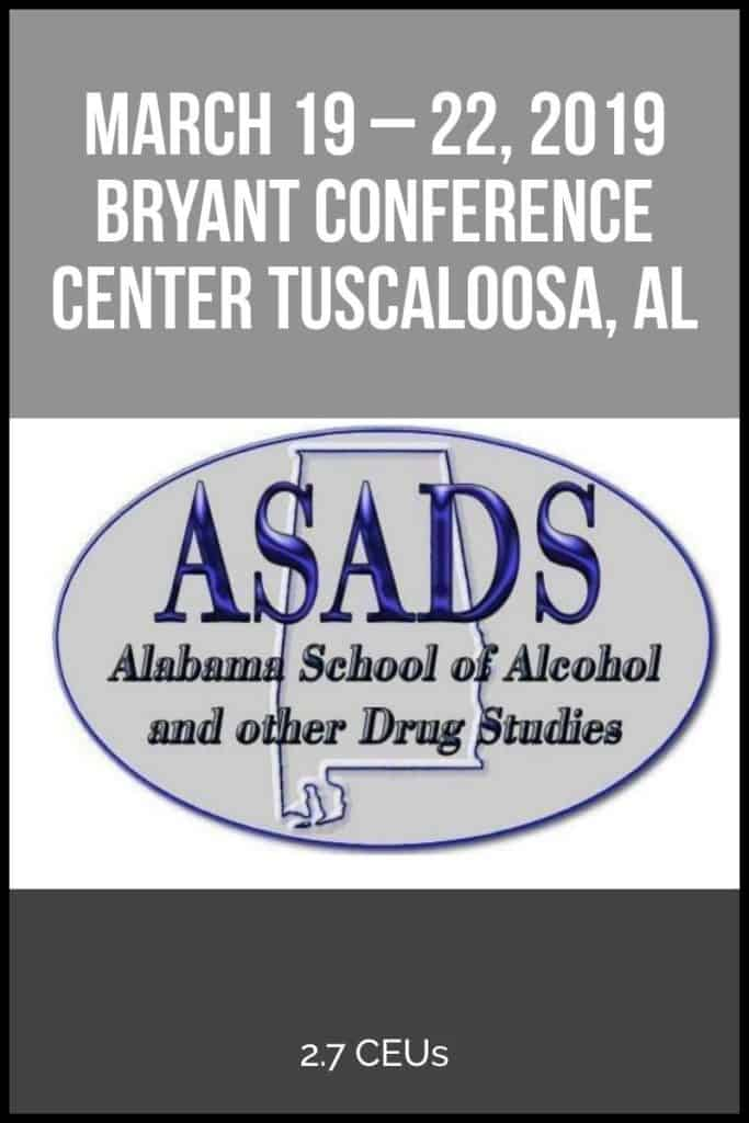 Alabama School of Alcohol and Other Drug Studies