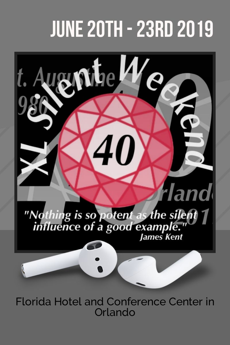 Silent Weekend 40