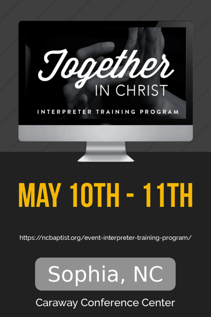 Together in Christ