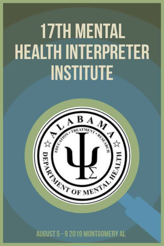 Mental Health Interpreter