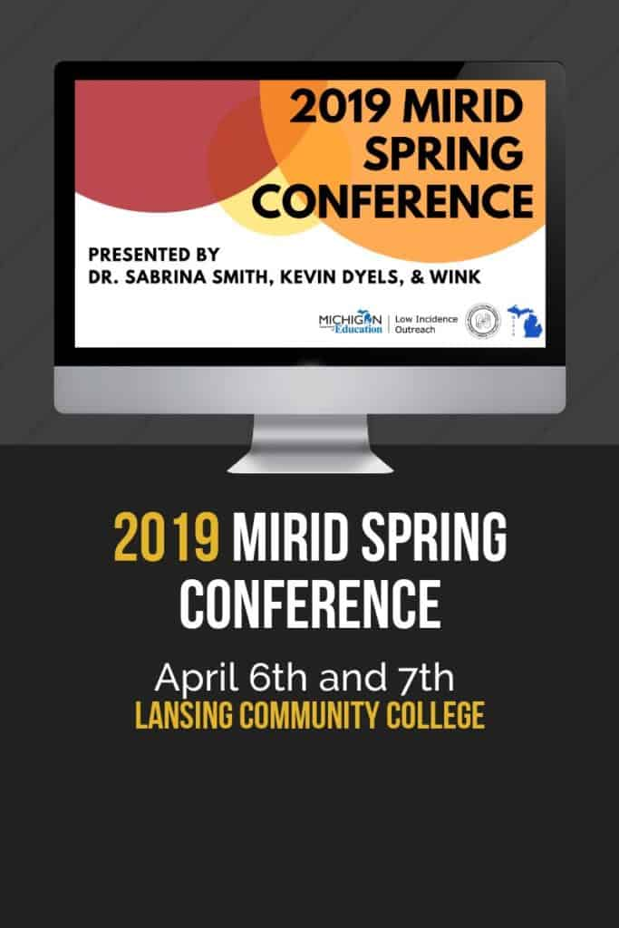 2019 MIRID Spring Conference